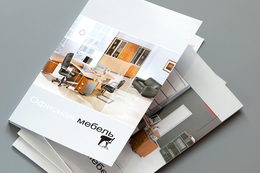 Каталоги продукции за 2010 и 2011 годы, Монолит — офисная мебель